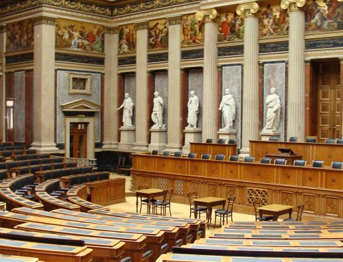 Museums have to bid for parliamentary furniture