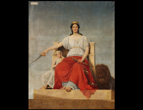 A Painting Withdrawn from Auction Thanks to the French Ministry of Culture