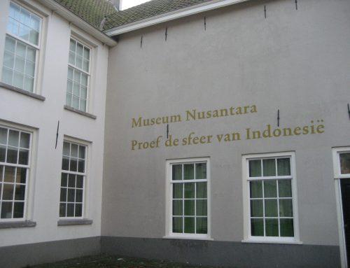 Project website on the deaccessioning process of Museum Nusantara (Delft, NL)