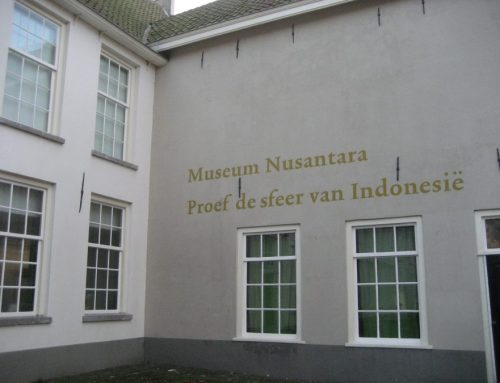 Project website on the deaccessioning process of Museum Nusantara (Delft, NL)